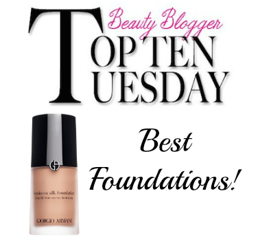 top 10 best foundations