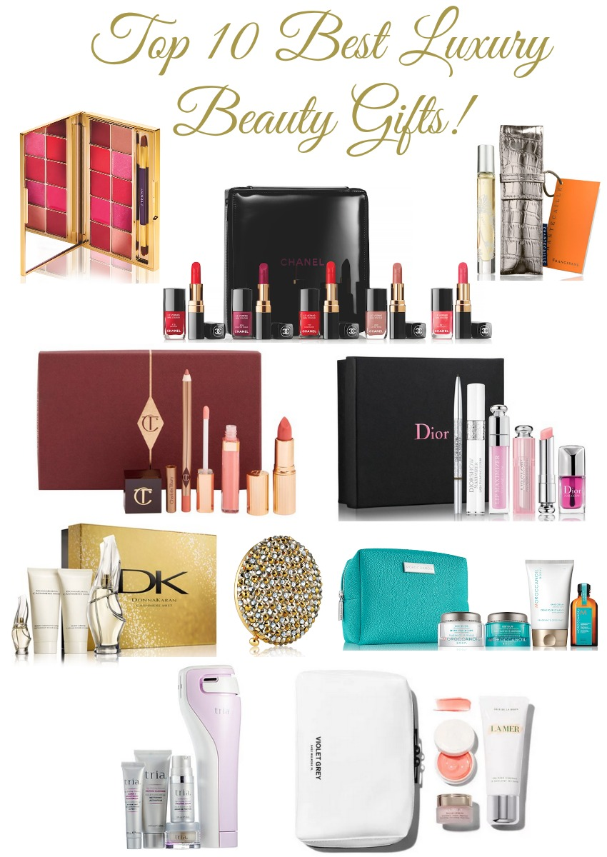 Best Luxury Beauty Gifts