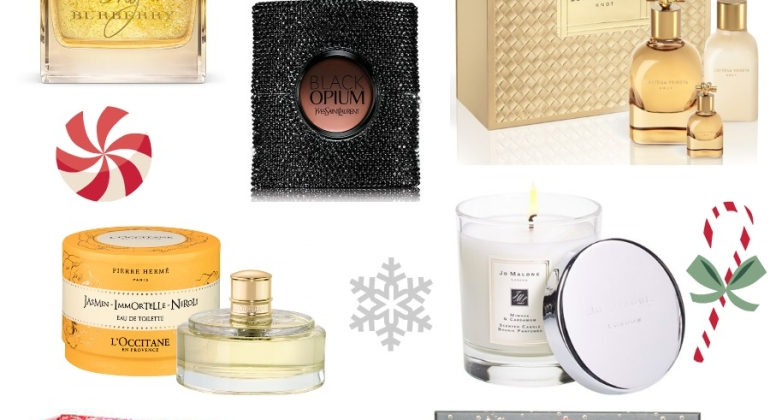 Favorite fragrance gifts