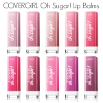 New COVERGIRL Oh Sugar! Lip Balms