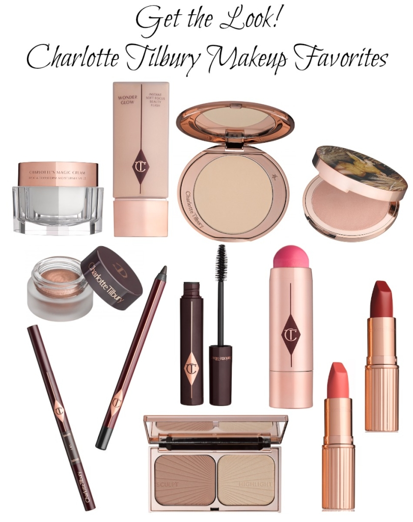 Charlotte Tilbury Makeup Favorites