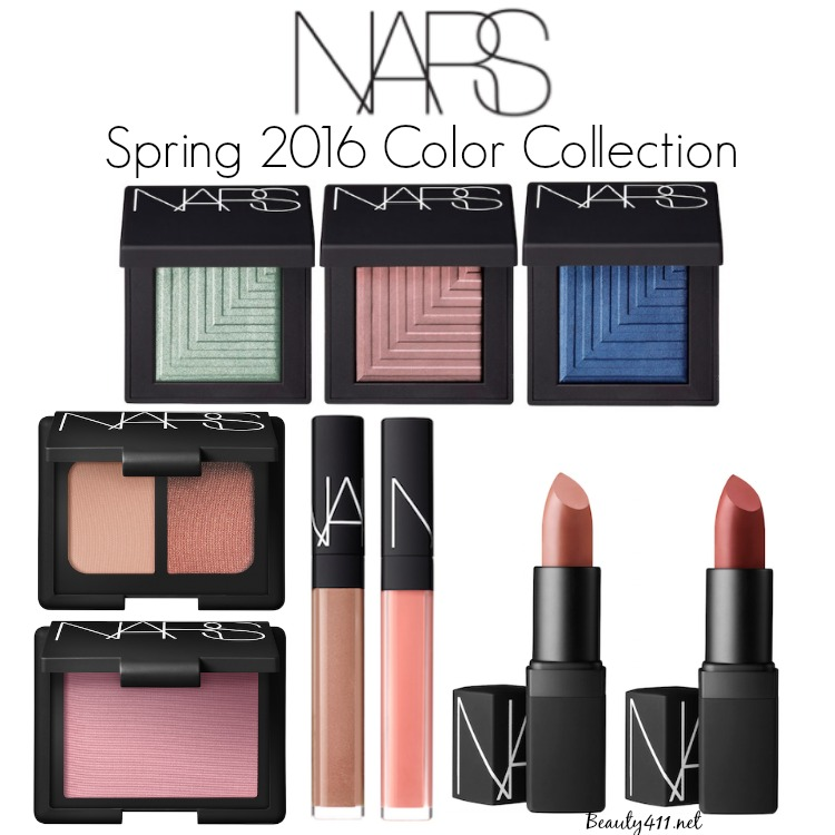 NARS Spring 2016 Color Collection Nouvelle Vogue