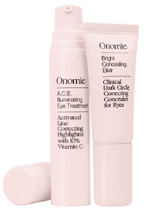 Onomie eye treatments