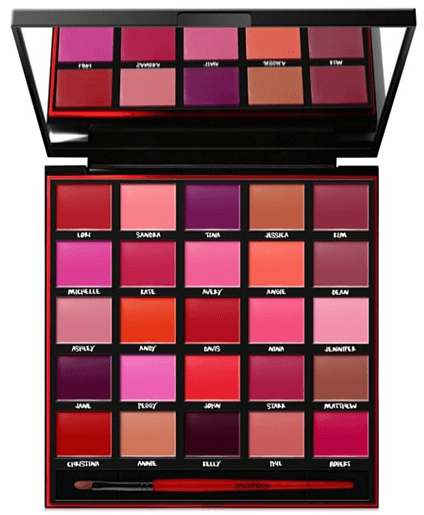 Smashbox Be Legendary Lip Palette