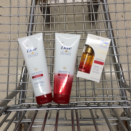 Dove Regenerative Nourishment range
