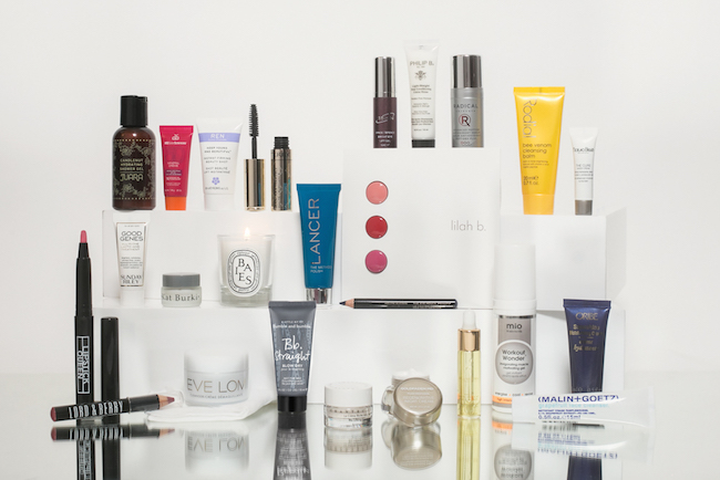 Space NK Spring Beauty Edit 2016 Gift
