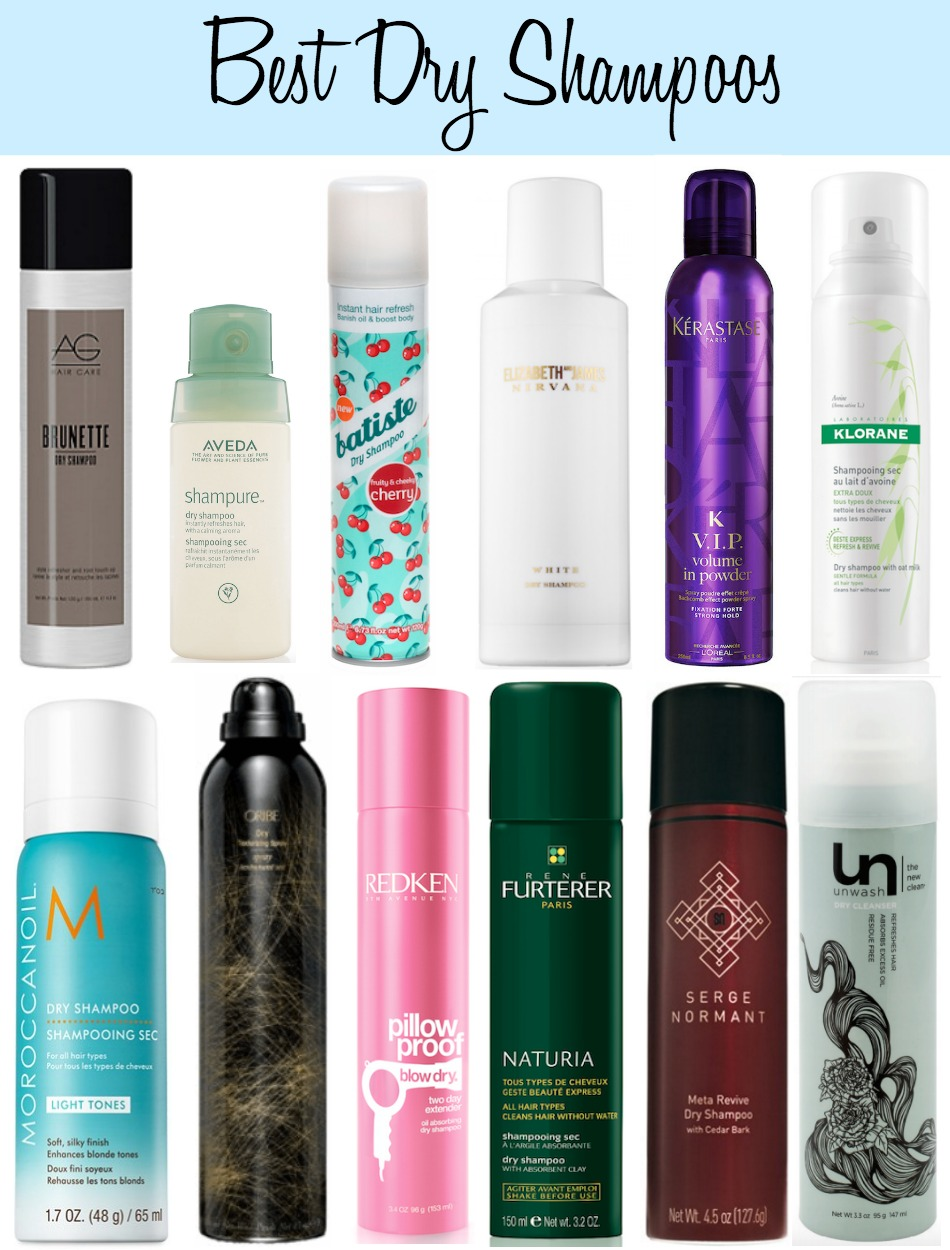 Best Dry Shampoos 12 Top Picks To Try Beauty411