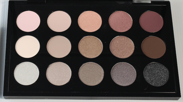 MAC Cool Neutral X15 Palette - 2016