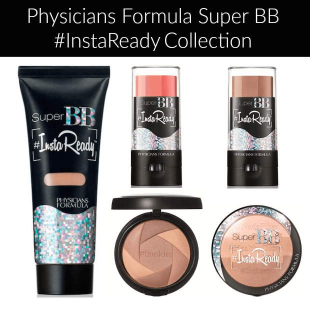Physicians Formula Super BB InstaReady Makeup Collection