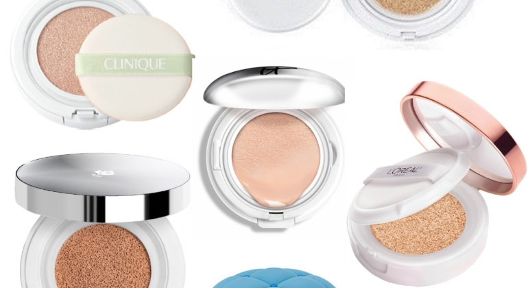 Guide to choosing a cushion compact foundation