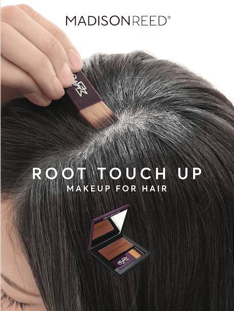Madison Reed Root Touch Up application