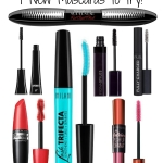 #MascaraMonday – 7 New Mascaras to try!