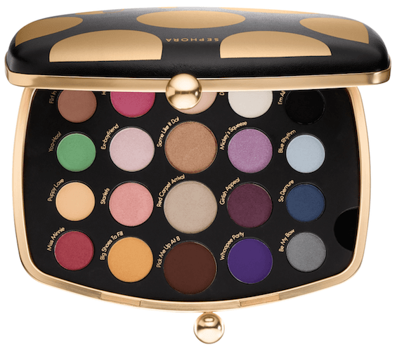 Minnie's World in Color Eyeshadow Palette