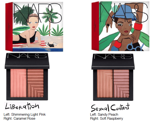 NARS Dual-Intensity Blush-Summer 2016