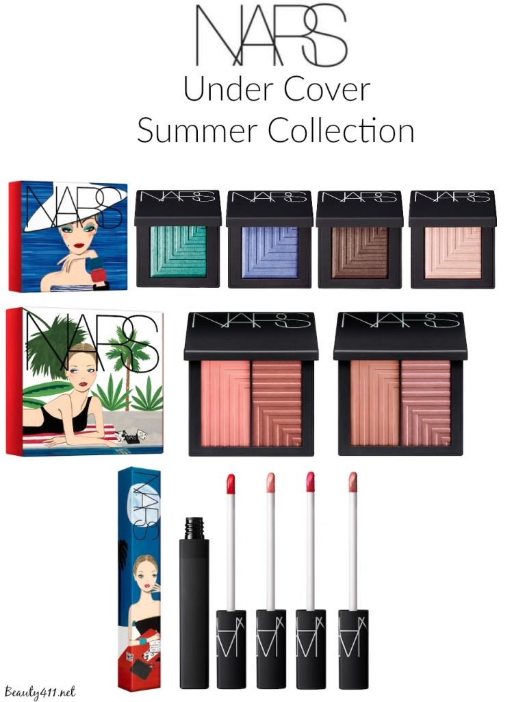 NARS Under Cover Summer Collection 2016