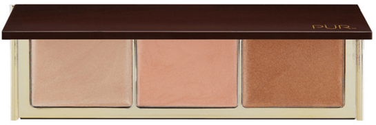 PUR Cosmetics Sun-Kissed Glow Strobe Palette