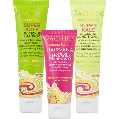 Pacifica Jet Set Hair Trio