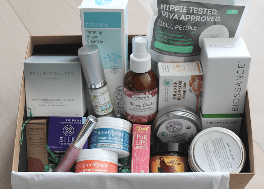 EWG Verified gift basket
