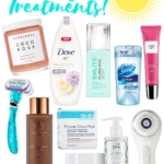 Favorite Summer Body Treatments