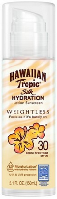 Hawaiian Tropic Silk Hydration Weightless SPF 30