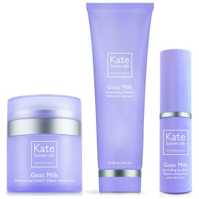 Kate Somerville Goat Milk Collection