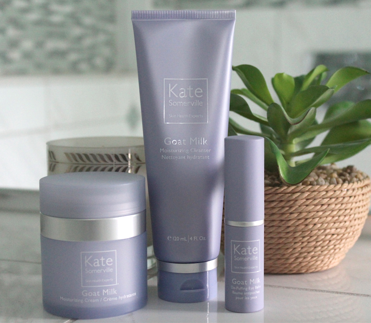 Kate Somerville Goat Milk Skincare Collection