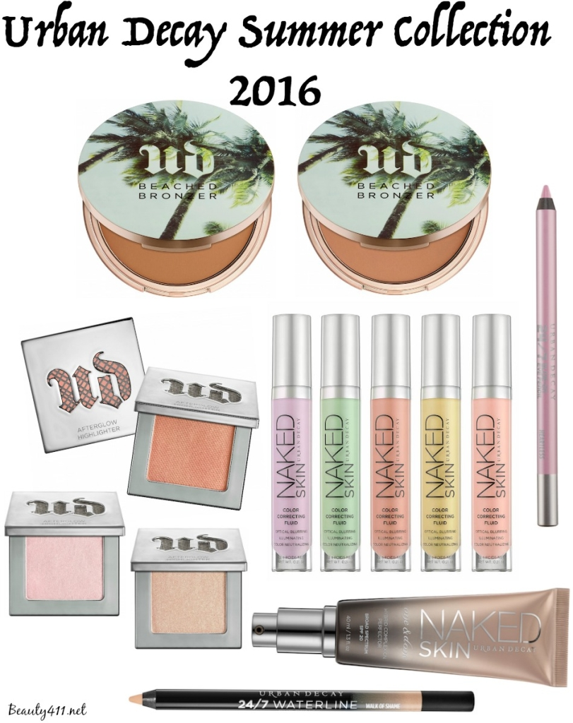 Urban Decay Summer Collection 2016