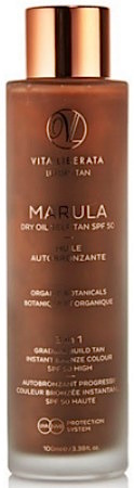 Vita Liberata Marula 3 in 1 Self Tan Dry Oil SPF 50