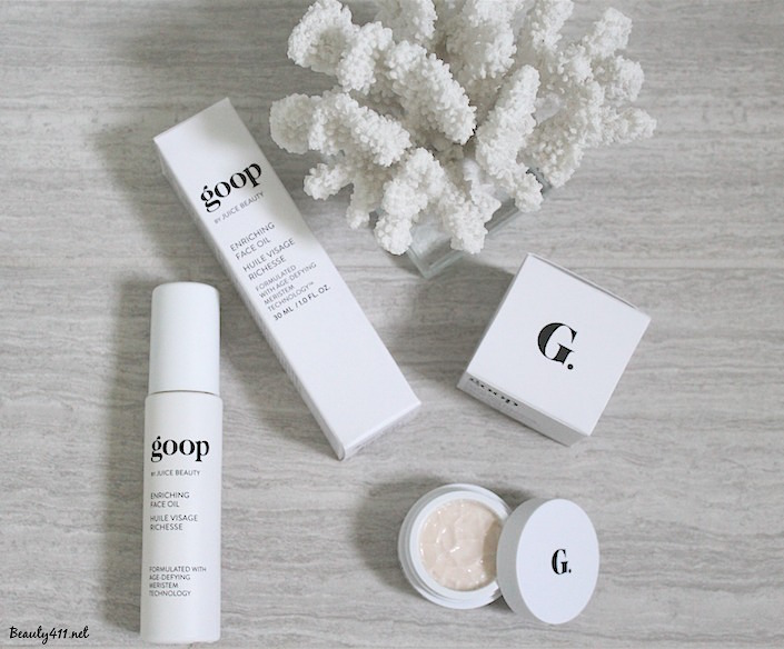 goop skincare products