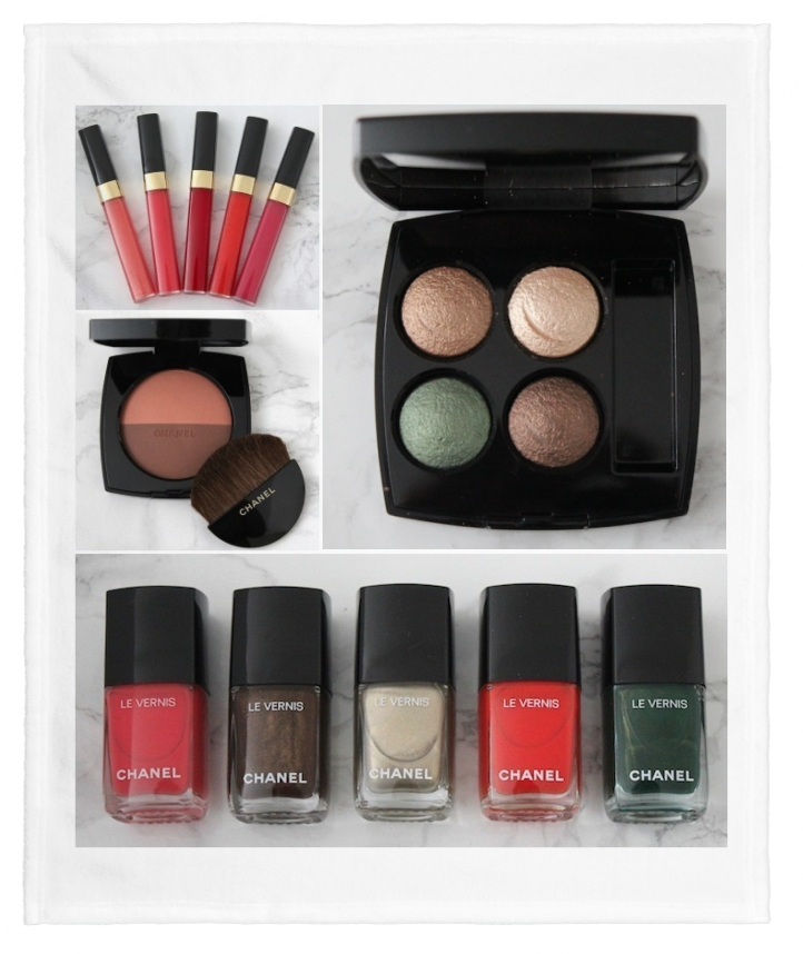 CHANEL Summer makeup Collection