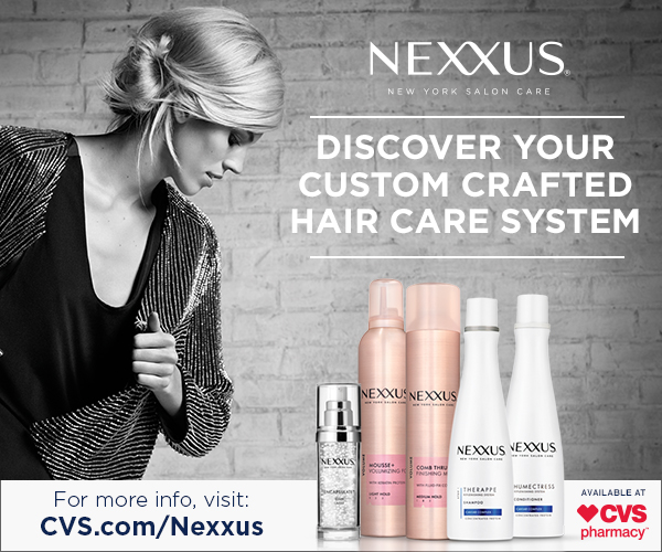 CVS Nexxus_Custom Crafted Hair System