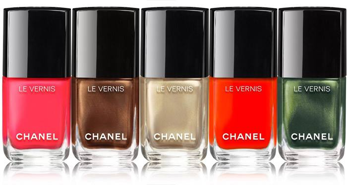 Chanel Le Vernis - Summer Collection 2016