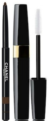 Chanel Waterproof Eyeliner and Inimitable Mascara