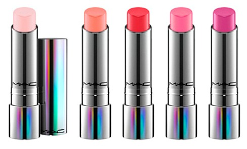 MAC Tendertalk Lip Balm shades