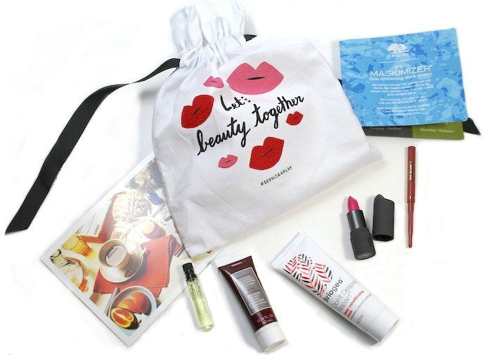 Play! by Sephora beauty box