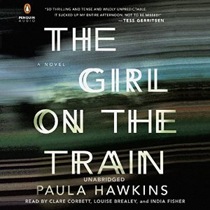 The Girl on the train- A Novel