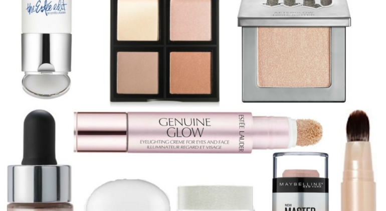Best new highlighters for Strobing