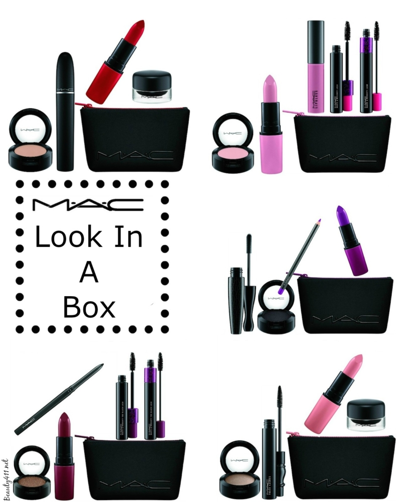 MAC Look In A Box Sets 2016
