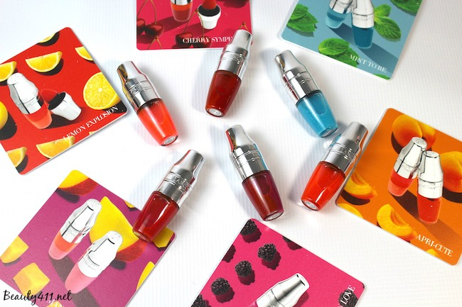 Lancome Juicy Shakers-grp