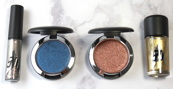 MAC Star Trek makeup