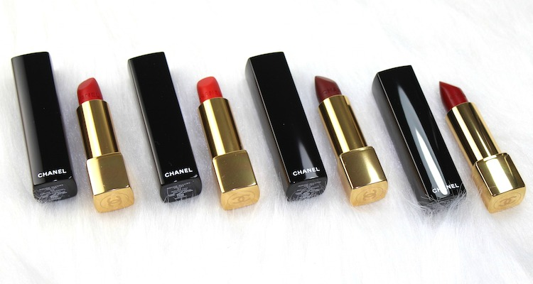 CHANEL Le Rouge Lipsticks