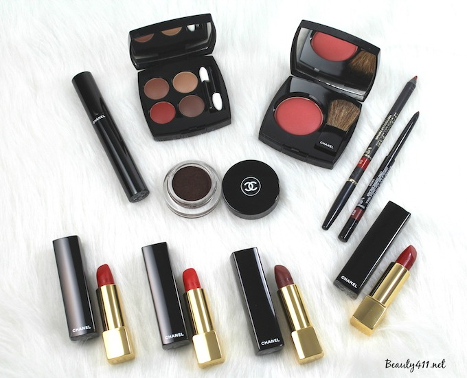 CHANEL_Fall 2016_Le Rouge Collection No 1