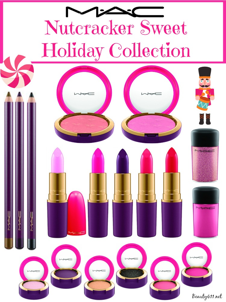MAC Nutcracker Sweet Holiday Collection 2016