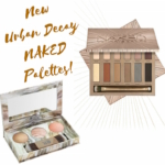 Urban Decay New NAKED Palettes!