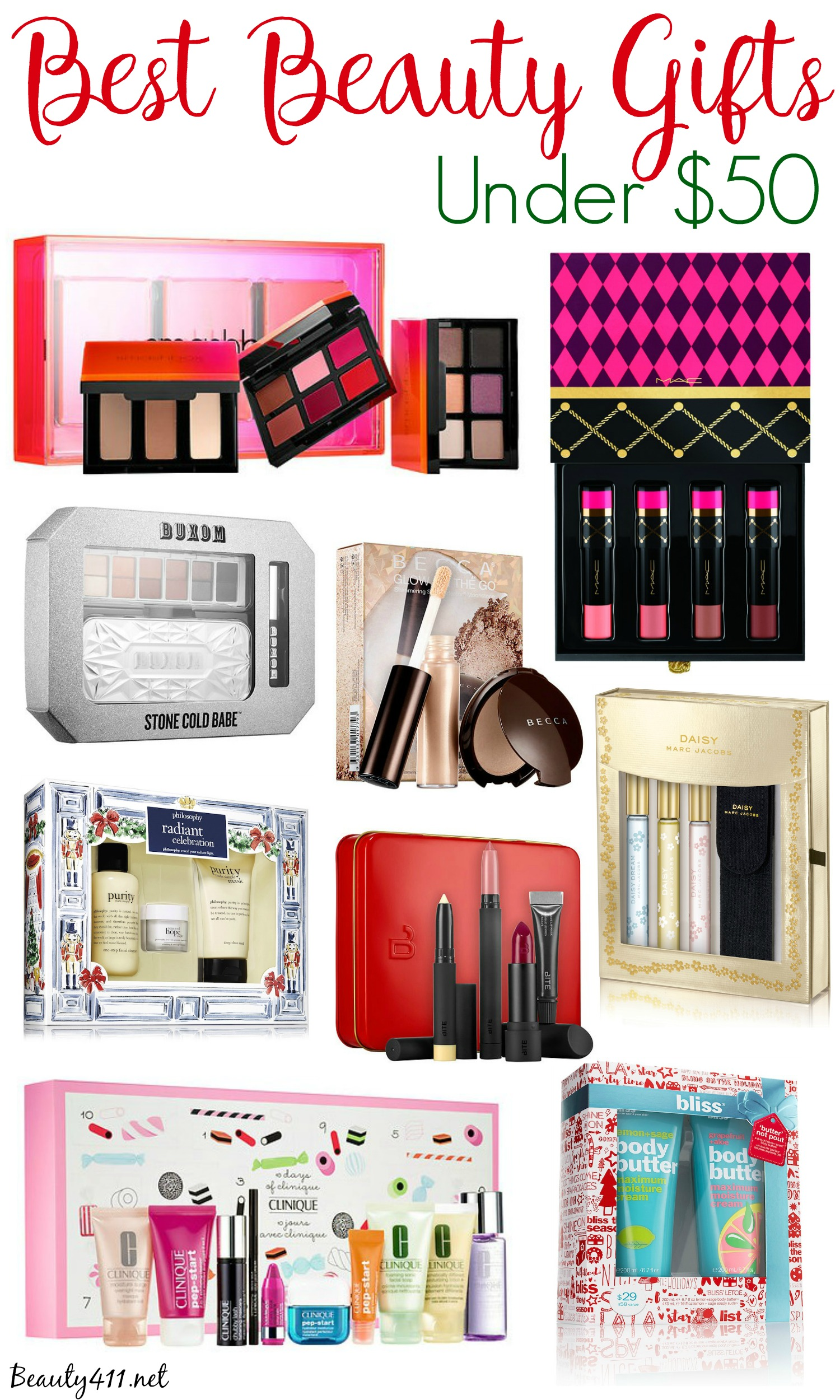 Best Holiday Beauty Gifts Under 50 Beauty411