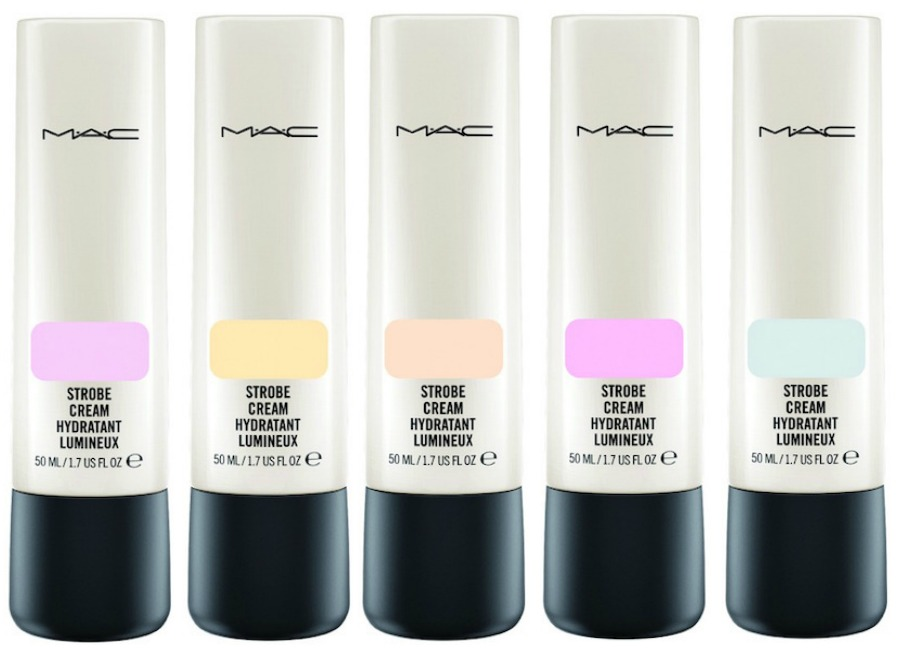 MAC Strobe Cream Shades