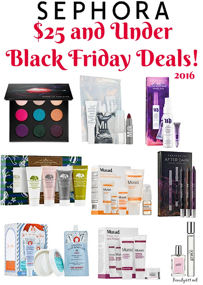 Sephora Black Friday Deals Under 25_2016