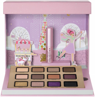 Too Faced Cosmetics Merry Macarons Palette