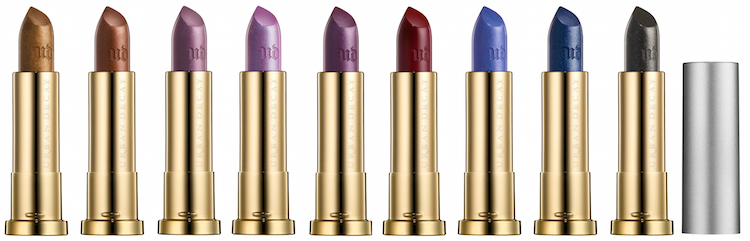 Urban Decay Vice Vintage Capsule Lipstick Collection
