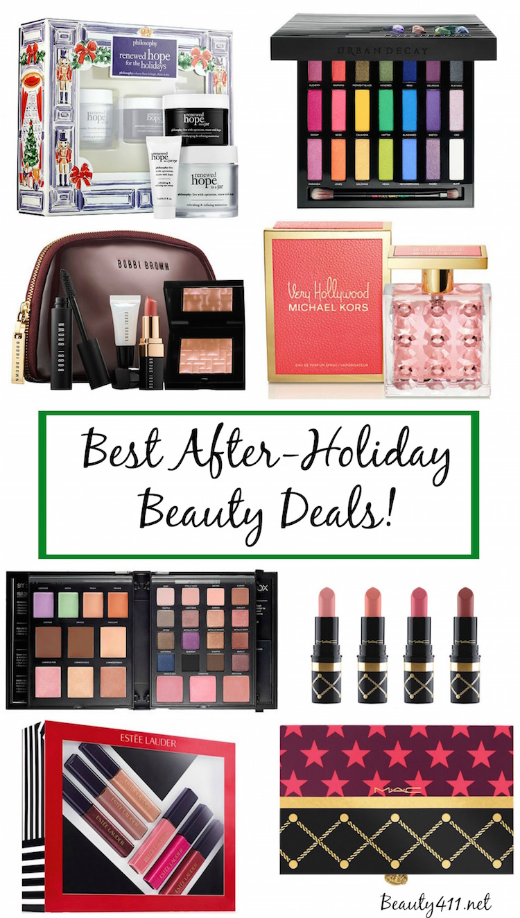 best after holiday beauty deals - Best Deals After Christmas
